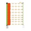 Goat Netting 105 cm   50 m Double Pin - Orange