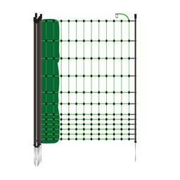 Poultry Netting 112 cm | 50 m Single Pin - Green