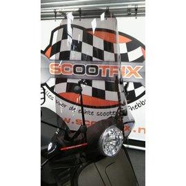 Hoog windscherm smoke VX