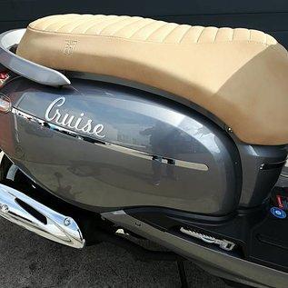 BTC BTC Cruise Luxury 4-takt Euro4 grijs metallic