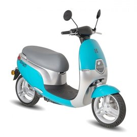 AGM E-cooter E1 blauw