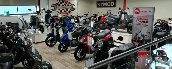 Scootfix dealer AGM, BTC, SYM, Kymco, Peugeot