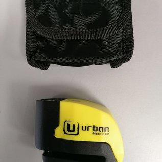 Schijfremslot + alarm 6mm pen Urban Security