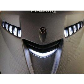 dagrijverlichting voor LED zip SP voorkap