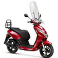 Peugeot Peugeot Kisbee Active, Euro4, rood, cherry red