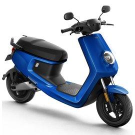 NIU MQi+ Lite 31Ah blauw