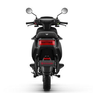 NIU MQi-GT 31Ah zwart