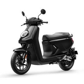 NIU MQi GT motorscooter 2x31Ah zwart