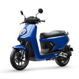 NIU MQi GT 2x42Ah blauw