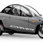 Carver Carver stickerset wit