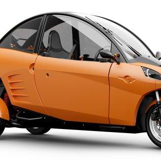 Carver Carver Limited gehandicaptenvoertuig oranje