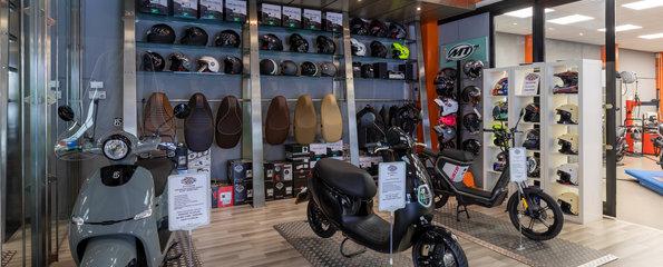 Scootfix dealer NIU elektrische scooters