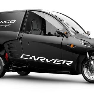 Carver Carver Cargo zwart