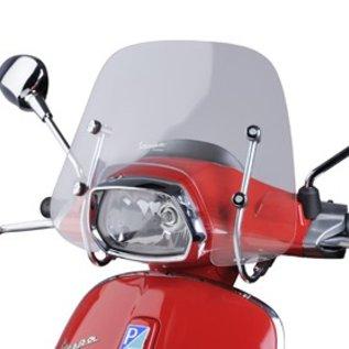 Laag windscherm transparant Vespa Sprint origineel