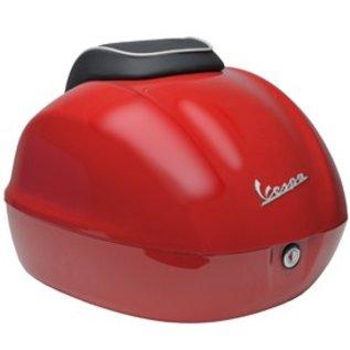 Topkoffer rood/rosso dragon 894 Vespa Primavera/Sprint origineel