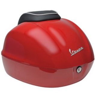 Vespa Topkoffer rood/rosso dragon 894 Vespa Primavera/Sprint origineel