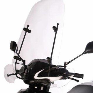 Peugeot Hoog windscherm transparant Peugeot Kisbee origineel