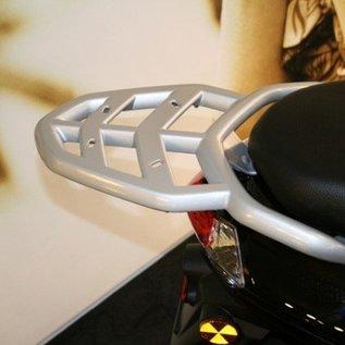 Peugeot Achterdrager topkoffer zilver Peugeot Kisbee origineel