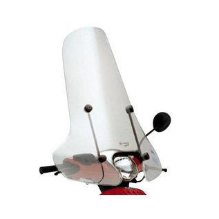 Hoog windscherm transparant Piaggio Zip origineel
