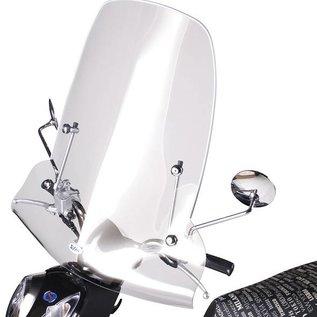 SYM Hoog windscherm transparant 72 cm SYM Mio origineel