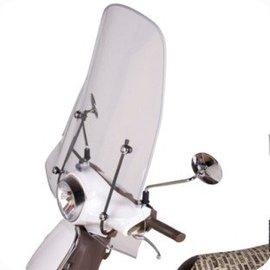 SYM Hoog windscherm 56 cm Fiddle II