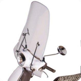 SYM Hoog windscherm 56cm transparant SYM Fiddle II origineel