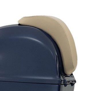 Rugsteun topkoffer beige Vespa Primavera/Sprint origineel