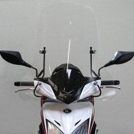 Hoog windscherm Super8