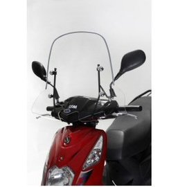 Laag windscherm 47cm Orbit II
