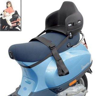Kinderzitje scooter Stamatakis universeel 3 t/m 8 jaar