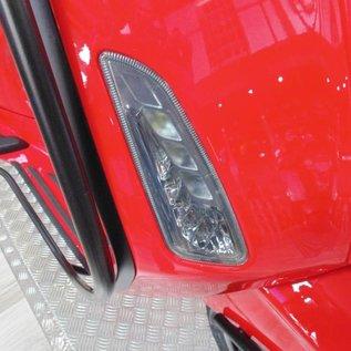richtingaanwijzers voor LED smoke Vespa Primavera/Sprint