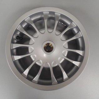 Achtervelg zilver Vespa Primavera 4-takt/ Sprint 4-takt. Origineel Vespa accessoire.