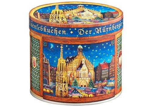 Lebkuchen Schmidt Elisen Lebkuchen Blik  LEEG  Christkindlmarkt Nürnberg