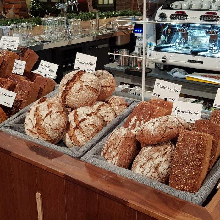 Brot Bestellung