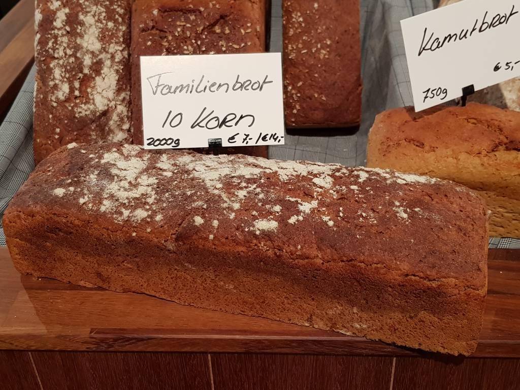 Steinofenbäckerei Familienbrot 10 Korn 2000g/1000g