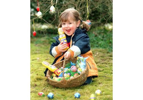 Inge Glas 14 April Kids ticket easter Egg hunt