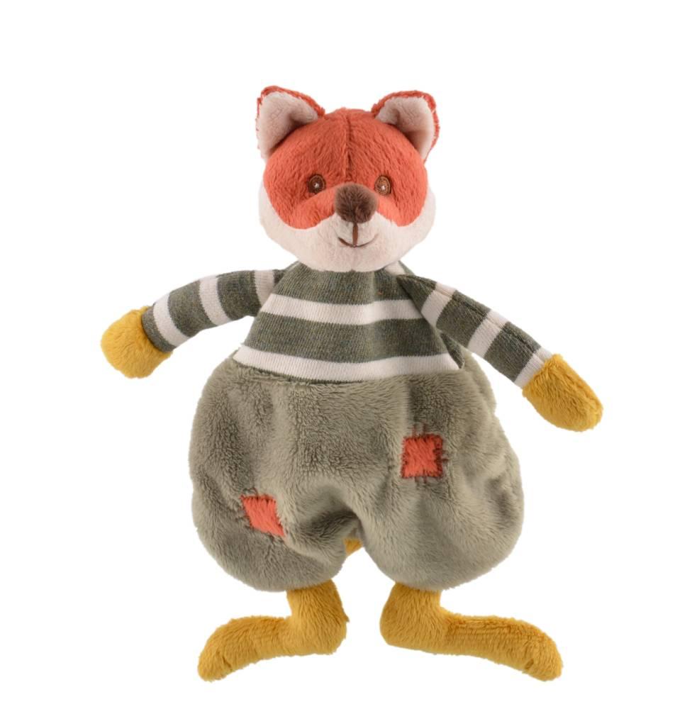 Knuffels van Bukowski Design Zweden Bukowski Cute Foxy - Baby doekje
