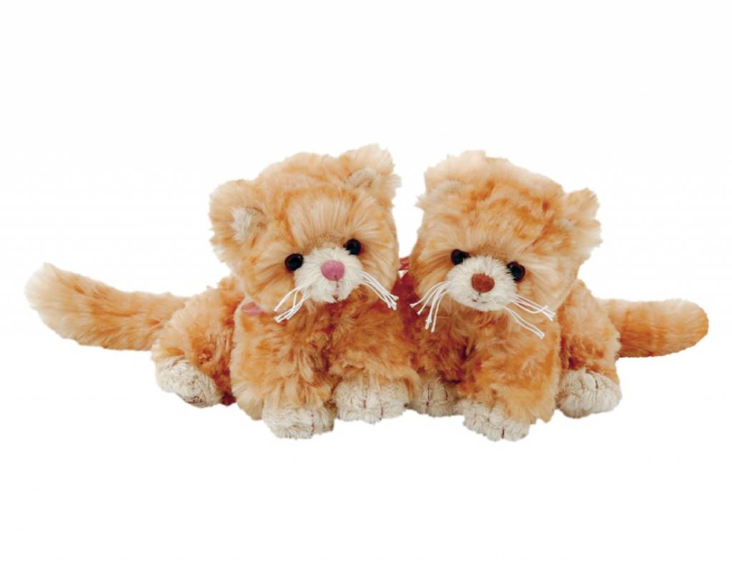 Knuffels van Bukowski Design Zweden Bukowski knuffel kat poes Loke