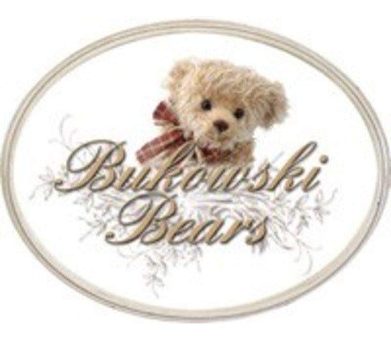 Bukowski Knuffel kat poes Guccio