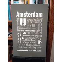 Schild Amsterdam L
