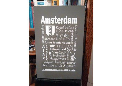 Bord Amsterdam L/M/S