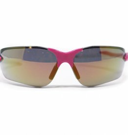 GLASS-3 Pink Sport Sunglasses