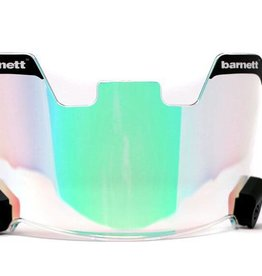 barnett Barnett Football Eyeshield / Visor, eyes-shield, green