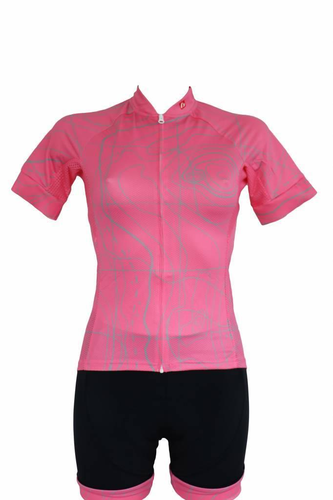 Textile Vélo - Maillot manches courtes ROSE
