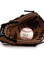 GBSL-3 Kit de baseball gant et balle senior cuir (SL 110, LL 1)