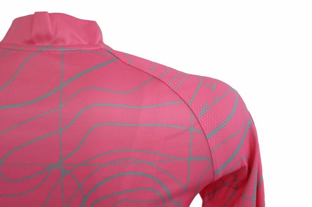 Textile Vélo - Maillot manches longues ROSE