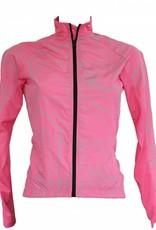 Textile Vélo - Veste manches longues, coupe-vent ROSE