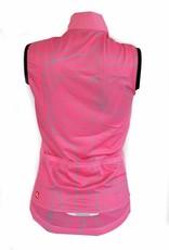 Bike Textile - Pink sleeveless windbreaker