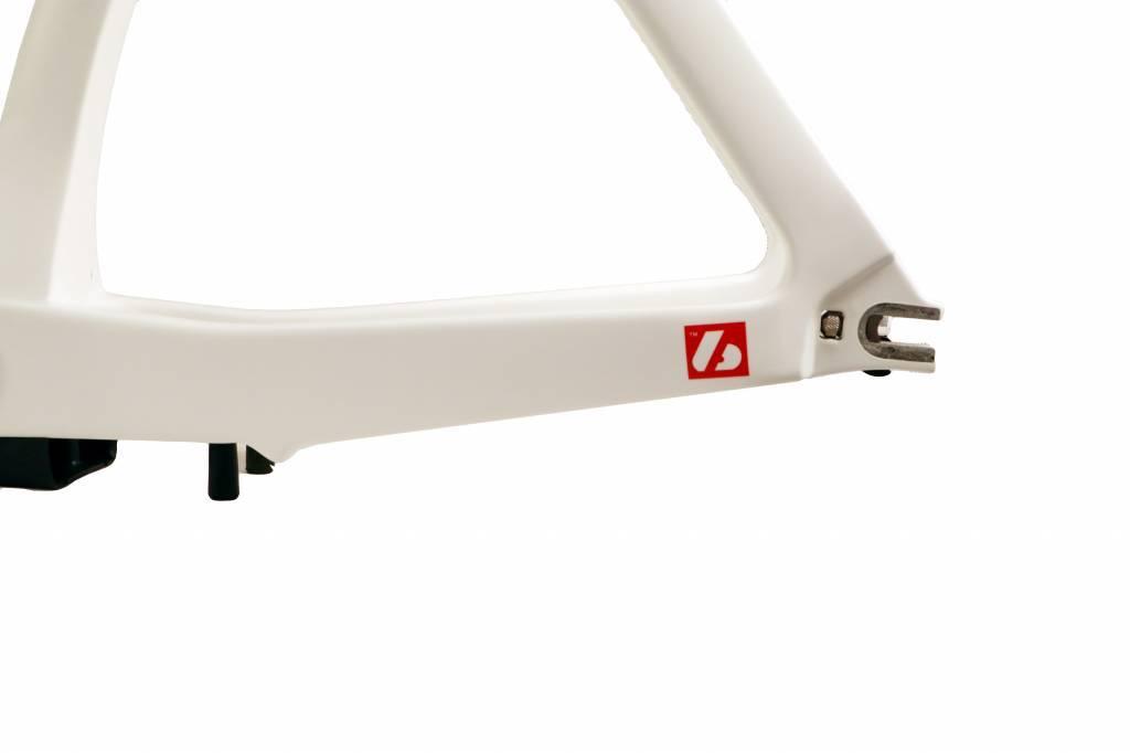 Barnett TT-01 Cadre de vélo en carbone contre la montre