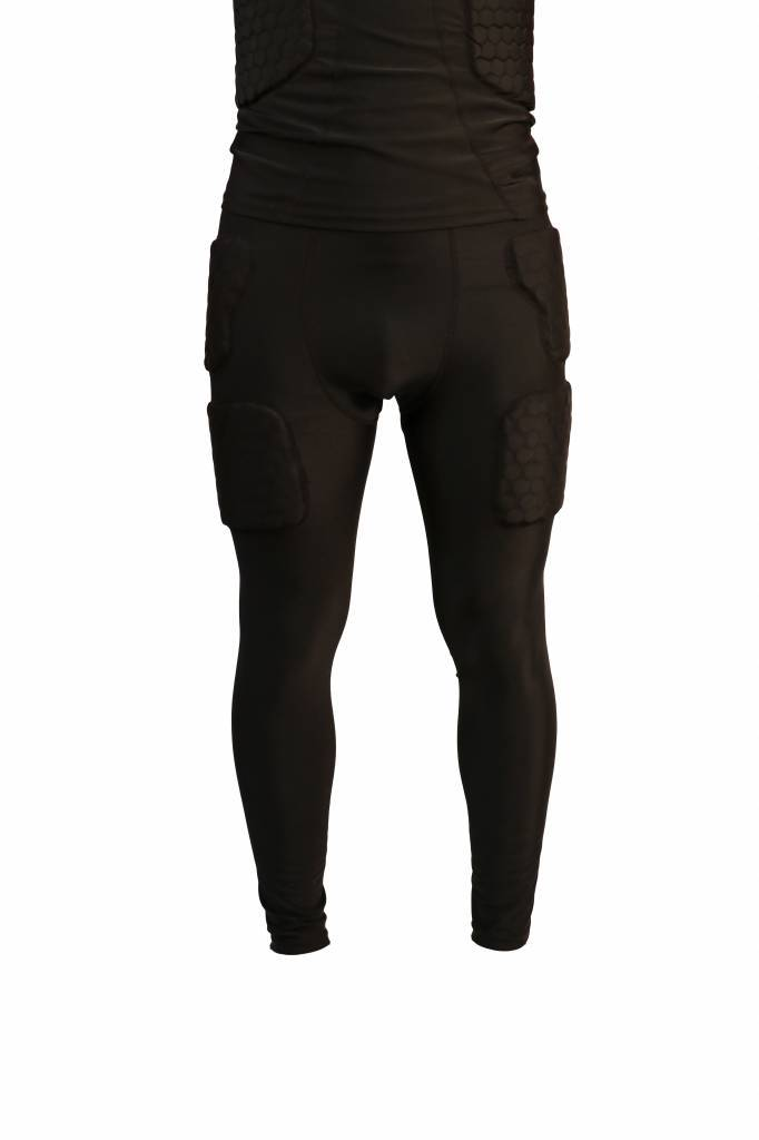 FS-07 Compression pants, 5 integrated pieces, for American football